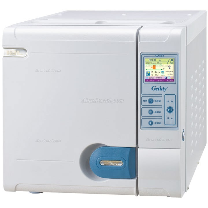 Getidy® JQ-A-18/23 Dental Steam Autoclave Sterilizer Class B 23L